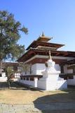 Kyichu Lhakhang, Bhutan Stock Photography
