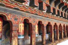 Kyichu Lhakhang, Bhutan Stock Images