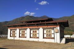Kyichu Lhakhang, Bhutan Royalty Free Stock Photography