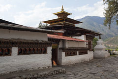 Kyichu Lhakhang temple in Paro Valley, Eastern Bhutan - Asia Stock Photos