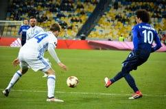KYIV, ΟΥΚΡΑΝΊΑ - 15 Μαρτίου 2018: Felipe Άντερσον κατά τη διάρκεια του UEFA Στοκ εικόνες με δικαίωμα ελεύθερης χρήσης