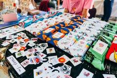 KYIV, ΟΥΚΡΑΝΊΑ - 9 ΣΕΠΤΕΜΒΡΊΟΥ 2018: Γενική φωτογραφία σε κωμικό Con UK στοκ φωτογραφίες