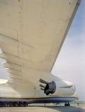 KYIV, ΟΥΚΡΑΝΊΑ 28 ΣΕΠΤΕΜΒΡΊΟΥ: Antonov 225 Στοκ Εικόνες