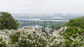 kyiv ботанического сада Стоковые Изображения RF