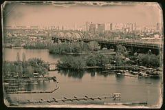 Kyiv市 免版税库存照片