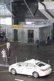 Kyiv Airport, Boryspil Royalty Free Stock Photos