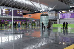 Kyiv Airport, Boryspil Royalty Free Stock Image