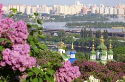 Kyiv Botanical Garden, Ukraine Stock Photo