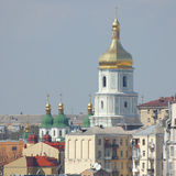 Kyiv capital of Ukraine. Sophia Cathedral Royalty Free Stock Image
