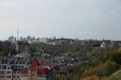 Kyiv- capital of Ukraine Stock Image