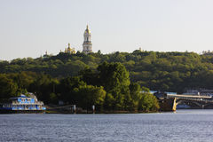 Kyiv city Stock Photography