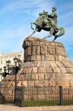 Kyiv city scene Royalty Free Stock Photos