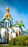 Kyiv city scene Royalty Free Stock Photos