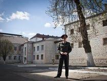 Kyiv detention facility Royalty Free Stock Image