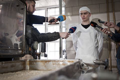 Kyiv detention facility Royalty Free Stock Photo