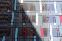 Kyiv fönster Royaltyfri Foto