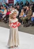 Kyiv Fashion 2016 festival of vogue in Kiev, Ukraine Stock Image