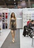 Kyiv Fashion 2016 festival of vogue in Kiev, Ukraine Stock Images