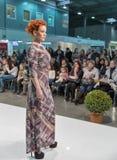 Kyiv Fashion 2016 festival of vogue in Kiev, Ukraine Stock Photo