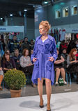 Kyiv Fashion 2016 festival of vogue in Kiev, Ukraine Stock Photos