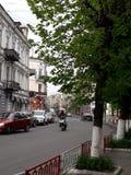 Kyiv l'ukraine Moove Allez travail photos stock