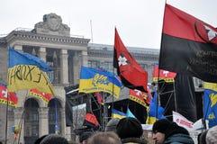 Kyiv Maidan革命Advantages_113 免版税图库摄影