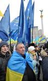 Kyiv Maidan革命Advantages_117 库存照片