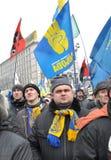 Kyiv Maidan革命Advantages_118 免版税库存图片