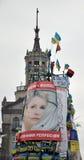 Kyiv Maidan革命Advantages_138 库存照片