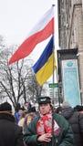 Kyiv Maidan革命Advantages_139 免版税图库摄影