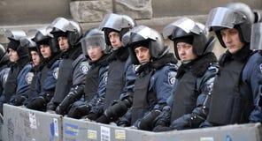 Kyiv Maidan revolution Advantages_54 Fotografering för Bildbyråer