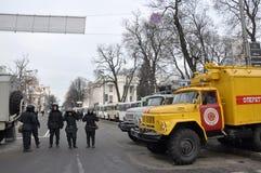 Kyiv Maidan revolution Advantages_53 Royaltyfri Bild