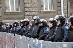 Kyiv Maidan revolution Advantages_56 Arkivbild