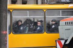 Kyiv Maidan revolution Advantages_58 Royaltyfri Foto
