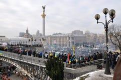 Kyiv Maidan Revolution Advantages_67 Royalty Free Stock Photos