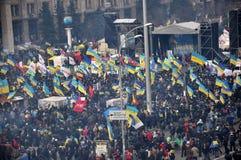 Kyiv Maidan Revolution Advantages_72 Stock Images