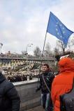 Kyiv Maidan Revolution Advantages_80 Stock Photography