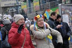 Kyiv Maidan Revolution Advantages_83 Stock Photography