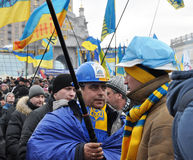 Kyiv Maidan Revolution Advantages_97 Royalty Free Stock Photos