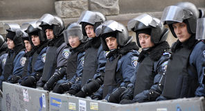 Kyiv majdanu rewolucja Advantages_54 Obraz Stock