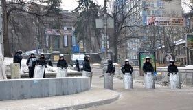 Kyiv majdanu rewolucja Advantages_51 Obrazy Royalty Free