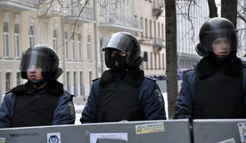 Kyiv majdanu rewolucja Advantages_55 Obrazy Stock