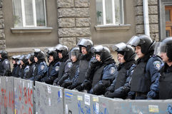 Kyiv majdanu rewolucja Advantages_56 Fotografia Stock