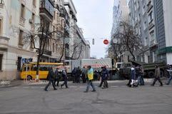 Kyiv majdanu rewolucja Advantages_60 Zdjęcia Stock
