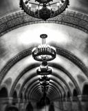 Kyiv Metro Royalty Free Stock Photography
