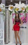 Kyiv-Modefestival 2016 der Mode in Kiew, Ukraine Lizenzfreie Stockfotografie