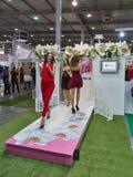 Kyiv-Modefestival 2016 der Mode in Kiew, Ukraine Stockbild