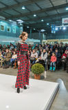 Kyiv-Modefestival 2016 der Mode in Kiew, Ukraine Stockfotos