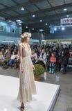 Kyiv-Modefestival 2016 der Mode in Kiew, Ukraine Lizenzfreie Stockbilder