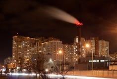 Kyiv nattplats Arkivbilder